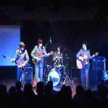 Beatles 4ever apresenta ¨Words Of Love¨