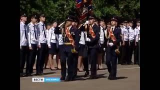 видео Вручение офицерских дипломов Военного института физической культуры