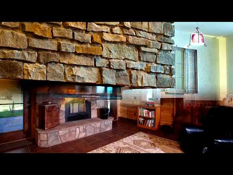 28 Stone Fireplace Ideas (Stone Fireplace Design)