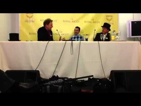Wesley Ward Press Conference