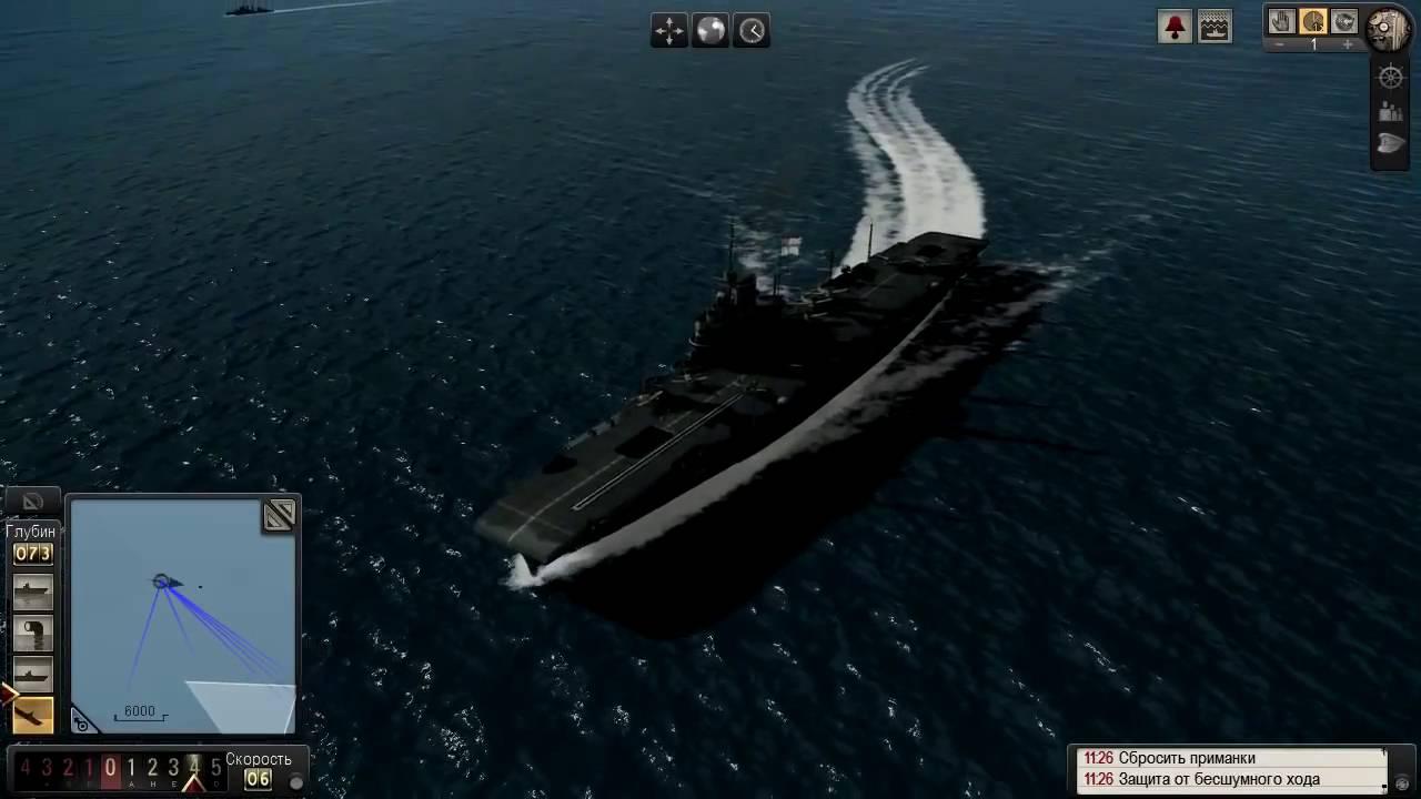 лучшие симуляторы подводных лодок на пк