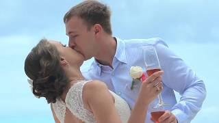 20.04.2017. Дима и Виктория. Свадьба в Доминикане