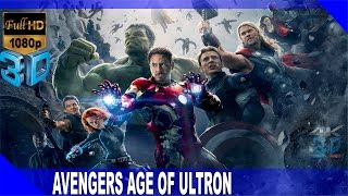Video 3D AVENGERS AGE OF ULTRON Official Trailer 2015 | Half-SBS 1080p download MP3, 3GP, MP4, WEBM, AVI, FLV September 2018
