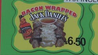 Oc Fair 2014 - Bacon Wrapped Jack Daniel's
