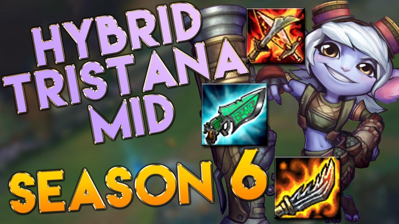 Tristana Build Season