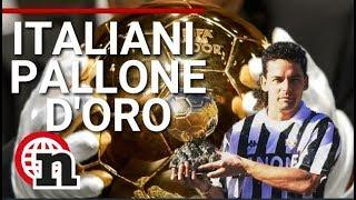 PALLONE D'ORO, TUTTI I VINCITORI ITALIANI - Notizie.it