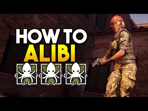 HOW TO ALIBI - Rainbow Six Siege (Operation Para Bellum)
