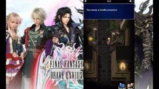 Final Fantasy Brave Exius Best spot for Red Magicite Ifrit