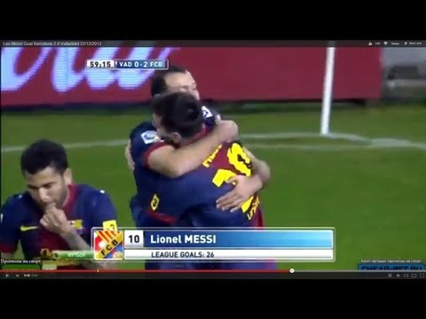 Lionel Messi All 91 Goals in 2012 NEW WORLD RECORD HD