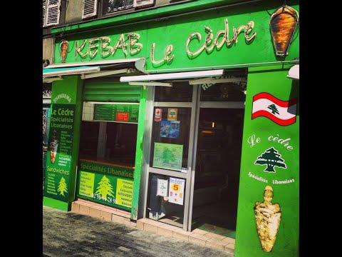 Restaurant Kebab Le Cèdre Brest
