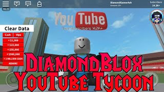 Roblox #1 (YouTube Tycoon)