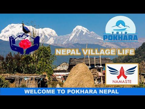 Harpak, Kurechaur Village in Pokhara