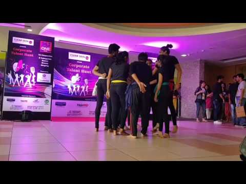 Afro Jazz and Tandav Dance by MUDRA tech mahindra pune