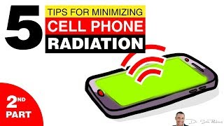 📱 5 Proven & Easy Tips For Minimizing Cell Phone Radiation - PART 2
