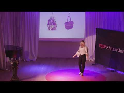 How To Overcome The Fear To Pursue The Dreams? | Leyla Gasimova | TEDxKhazarUniversity
