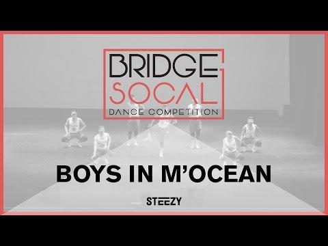 Boys In M'Ocean   Bridge 2017   STEEZY OFFICIAL 4K