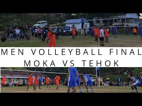 Man Volleyball Final |MOKA Vs TEHOK| KSU SPORTS MEET 2019