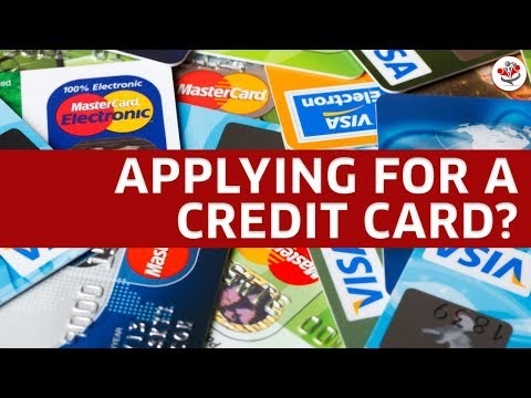 Applying For New Credit Card These Are Things You Need To Keep In Mind