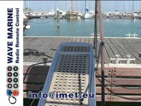 IMET Wave Marine - Yacht Radio Remote Control