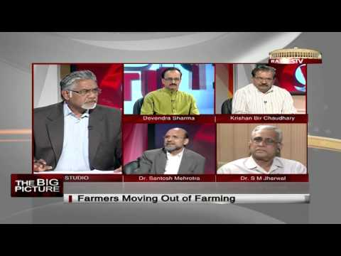 The Big Picture - Farmers moving away from farming