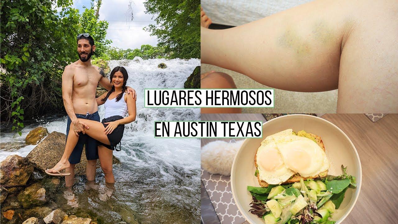 TERMINE CON MORETONES | AVENTURAS EN AUSTIN TEXAS 😬 DESAYUNO SALUDABE Y FACIL | Bessy Dressy