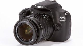 استعراض للكاميرا Canon EOS 1200D والفروقات مابينها وبين Canon EOS 1100D