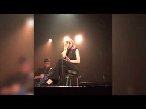 Morgan James' Crazy Whistle In Emotions