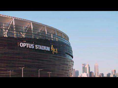 Optus Stadium: Perth's fan-first stadium