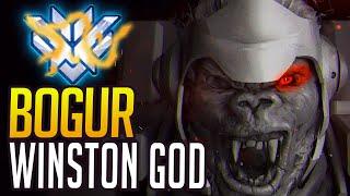 WORLD'S #1 WINSTON - BEST OF BOGUR | Overwatch Montage & Esports Facts