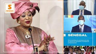 """Ndèye Selbé Linguère Diouf """"A Bâtons Rompus"""" sur Macky Sall et l'opposition (Senego-TV)"""