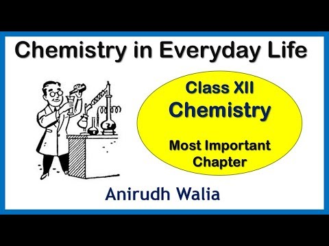an examination of the chemistry in everyday life Quick answer some examples are of chemistry in everyday life are a flat tire taking up less space than an inflated one, an aerosol can exploding in fire, the reaction of the human body to carbon monoxide and medicine by applying general chemistry laws, one can see how chemistry is used in everyday life.