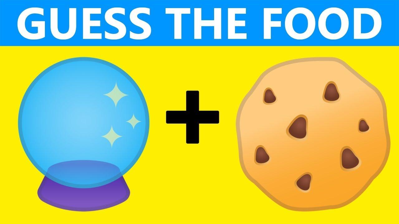 Download ONLY GENIUS CAN GUESS THE FOOD EMOJI   EMOJI CHALLENGE   EMOJI PUZZLES