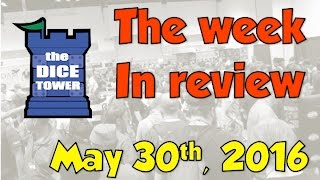 Week in Review: May 30, 2016