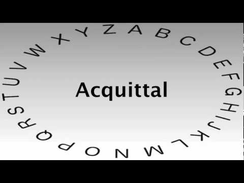 Acquit | Define Acquit at Dictionary.com