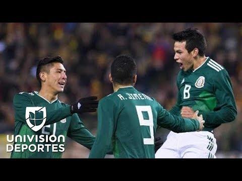 Las 10 cosas que nos dejó el empate entre Bélgica 3-3 México