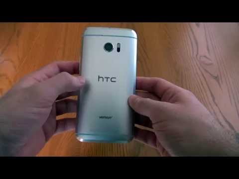 HTC 10 Hands On & Review - Design, Performance, Charging, Camera