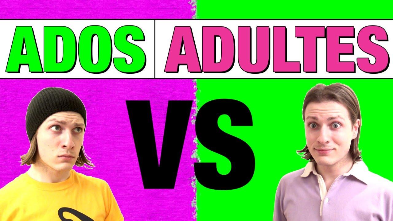 Ados Vs Adultes Delires De Max Youtube