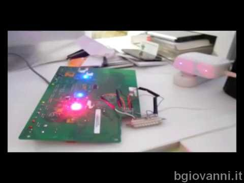 JTAG Sblocco Router Huawei HG553 - JTAG Unlocking Huawei HG553 Router