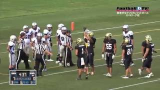 【Football TV!】 http://www.football-tv.jp/ 平成28年9月10日にアミ...