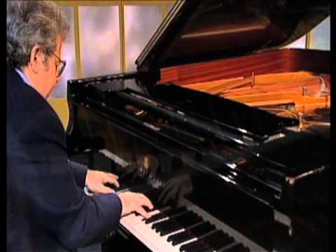 Emanuel Ax - J. Brahms/ Intermezzo in A - opus 118