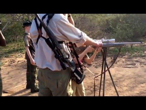 Hunting safari in South Africa.