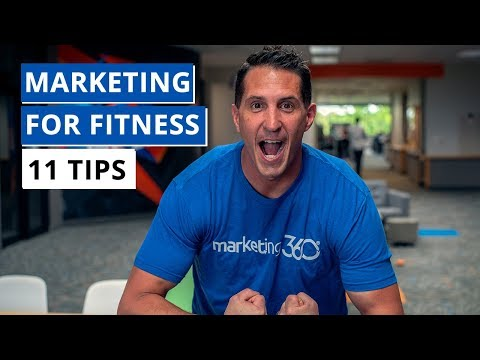 Fitness Marketing Strategies 11 Tips To Grow Your Business | Marketing 360®