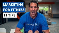 Fitness Marketing Strategies - 11 Tips To Grow Your Business