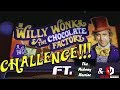 A CHALLENGER APPEARS! | Willy Wonka Coin Pusher Challenge w/ The Midway Maniac | RAPIDFIRE ACTIVATED