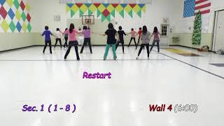Kinda Don't Care - Kate Sala - Line Dance Mp3