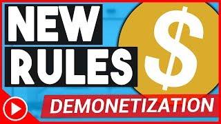 New Monetization Policy 2018   MAJOR CHANGE On YouTube