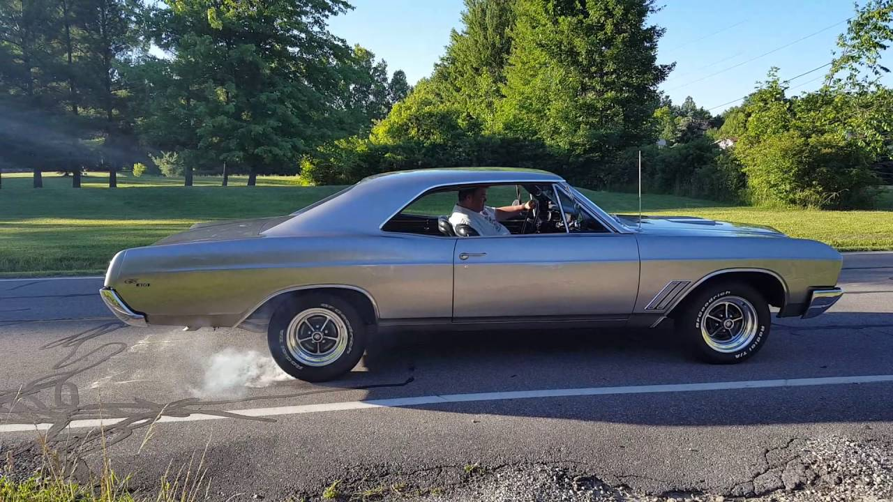 1967 buick gs 400 2016