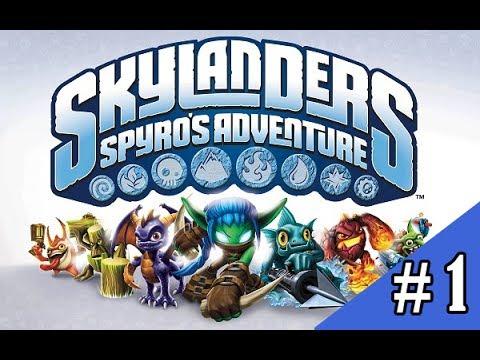 Skylanders Spyro's Adventure Episode 1