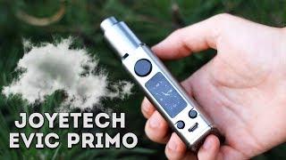 Обзор Joyetech eVic Primo 200W –  Очень дымная китайская штука!
