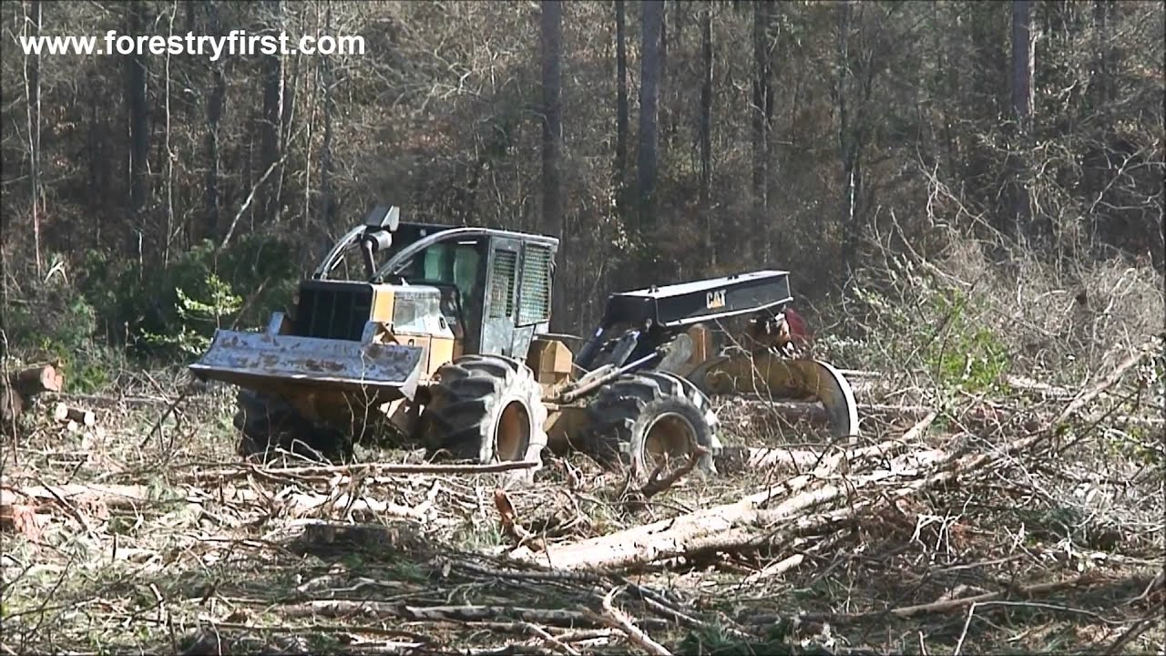 2012 CAT 525C Grapple Skidder with 5500 Hours at Forestry First